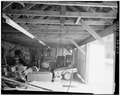 INTERIOR VIEW LOOKING NORTH - Cottonwood Work Station, Garage, Idaho City, Boise County, ID HABS ID,8-IDCI.V,2B-3.tif