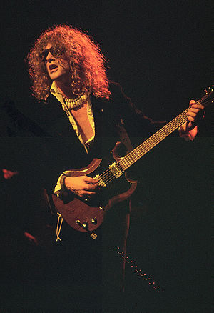 Ian Hunter (singer) - Ian Hunter in 1973 as a member of Mott the Hoople