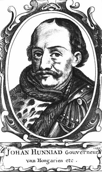 History of Transylvania - John Hunyadi