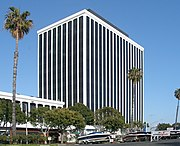 ICANN headquarters in Marina Del Rey, California, United States