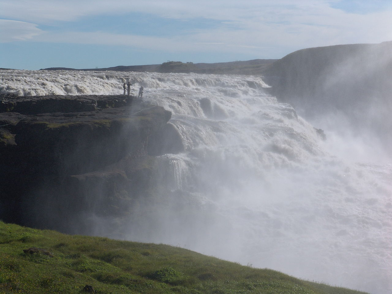 35 Photos Of Gullfoss Golden Falls In Beautiful Iceland