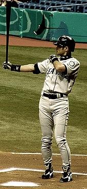 Ichiro Suzuki - Wikipedia