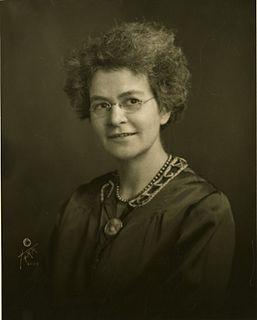 Ida Mellen American ichthyologist