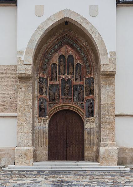 File:Iglesia de San Marco, Zagreb, Croacia, 2014-04-20, DD 05.JPG