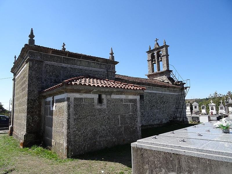 File igrexa poedo ba os de molgas ourense wikimedia commons - Banos de molgas ...