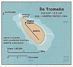 'Ile tromelin 76.jpg' from the web at 'https://upload.wikimedia.org/wikipedia/commons/thumb/1/18/Ile_tromelin_76.jpg/251px-Ile_tromelin_76.jpg'