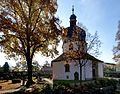 Im Herbstlicht, die St. Michael Kapelle in Bad Mergentheim.jpg