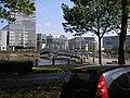 Im Mediapark, Seebrücke.jpg