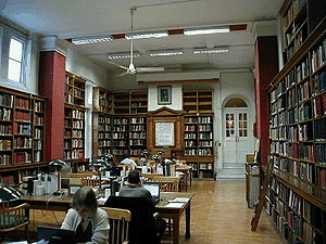 British School at Athens - The BSA maintains one of the foremost Classical/archaeological libraries in Europe.