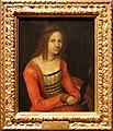 Imitatore di cranach il vecchio, santa caterina d'alessandria, xvi secolo circa.jpg