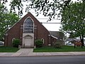 Immaculate Heart of Mary Parish (Watervliet, New York) - exterior, front.JPG