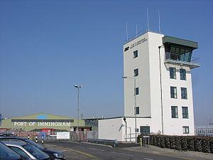 Port of Immingham - Immingham Marine Control Centre
