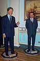 InSapphoWeTrust - Bill Clinton and Richard Nixon at Madame Tussauds London (8480299853).jpg