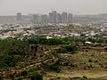 India - Hyderabad - 081 - the outer wall still holding out the city (3920122051).jpg