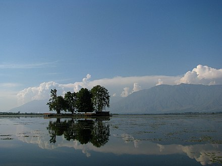 India - Srinagar - 019 - Char Chinar Island on Dal Lake.jpg