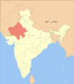 India Rajasthan locator map.png