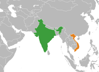 Diplomatic relations between the Republic of India and the Socialist Republic of Viet Nam