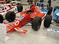 Indianapolis Motor Speedway Museum in 2017 - Racecars 11.jpg
