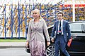 Informal meeting of defence ministers (FAC). Arrivals Elżbieta Bieńkowska (37079270235).jpg