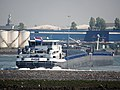Inge (ship, 2009) ENI 02331067 & Inge II (ship, 2009) ENI 02330600, Nieuwe Maas.JPG
