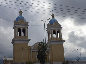 Huancayo - La Inmaculada church