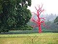 Installation, near Croft Castle carpark - geograph.org.uk - 1652421.jpg