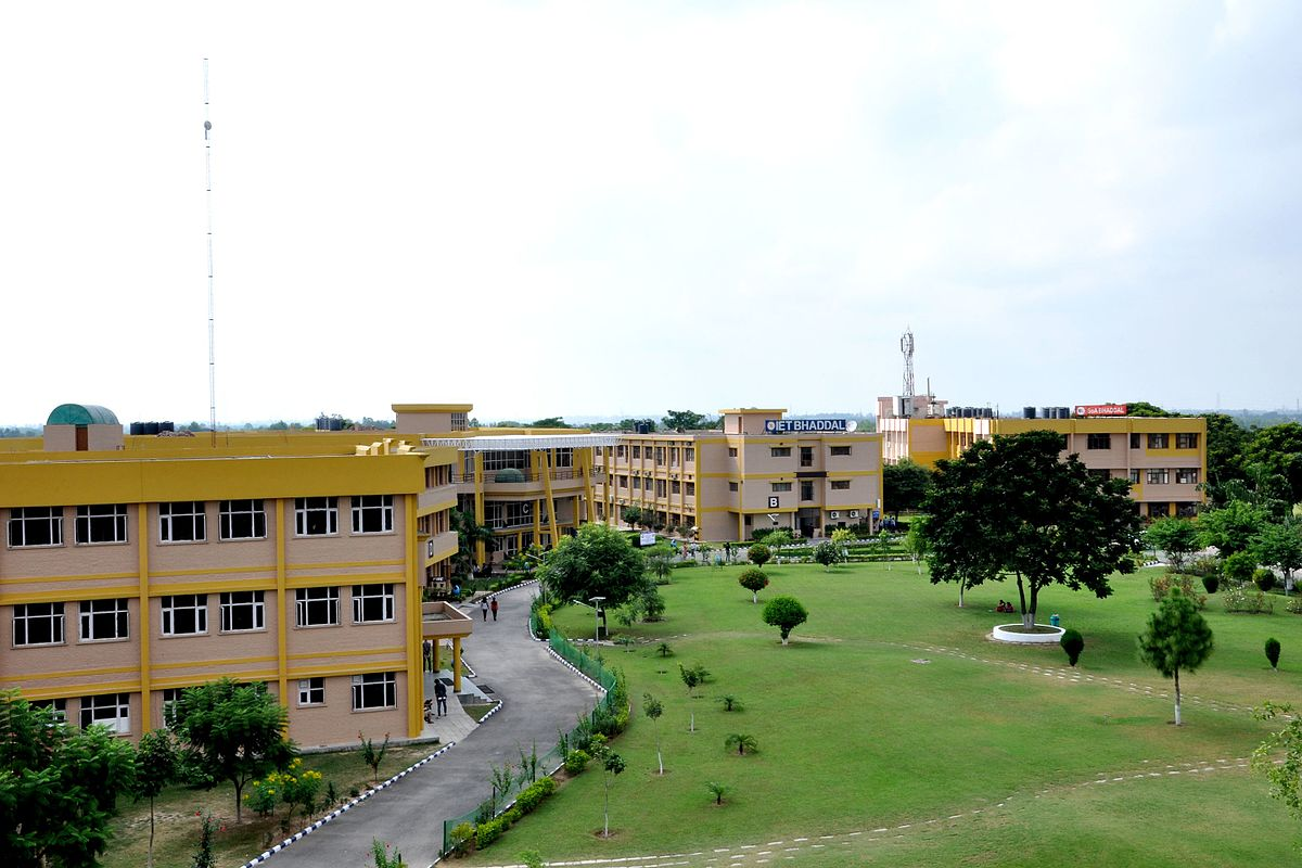 Institute of Engineering and Technology, Bhaddal - Wikipedia
