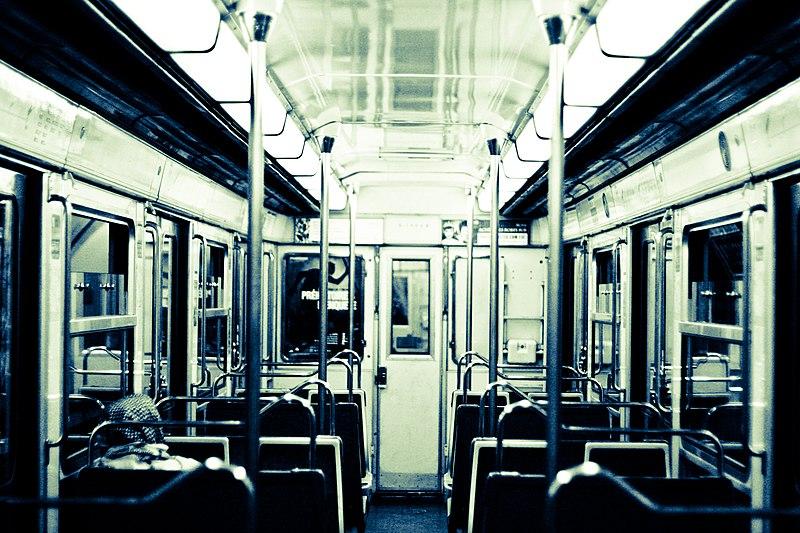 File int rieur de m for Metro interieur