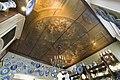 Interieur, begane grond, achterzijde (achterkamer), plafondschildering, Wolkenhemel met putti, bloemen, vogels en andere dieren - Delft - 20409605 - RCE.jpg