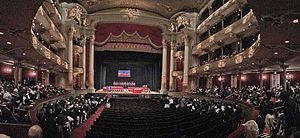 Academy of Music (Philadelphia) -  Interior, Philadelphia Academy of Music