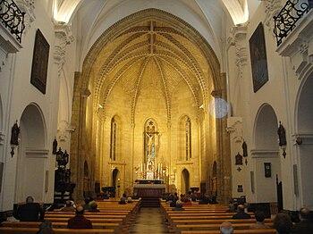 villanueva cordoba iglesia san miguel:
