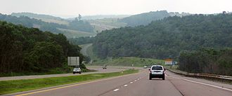 Interstate 68 - Image: Interstate 68 01
