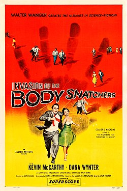 Invasion of the Body Snatchers (1956 poster).jpg
