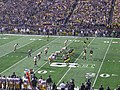 Iowa vs. Michigan football 2012 07 (Michigan on offense).jpg