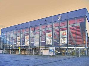 Phoenix Hagen - The Ischelandhalle, the venue of Phoenix Hagen's home matches