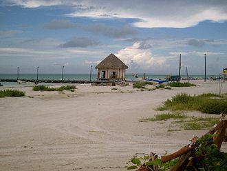 Isla Holbox - Isla Holbox in June, 2008