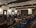 Island-wide Command Indoctrination Program helps service members acclimate to island life 160309-N-ON468-028.jpg