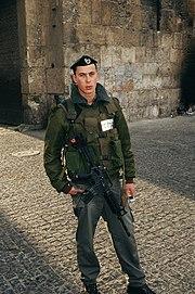 Israel 4 021.Israelic Soldier