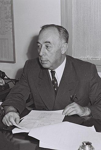 Israel Rokach - Image: Israel Rokach 1950