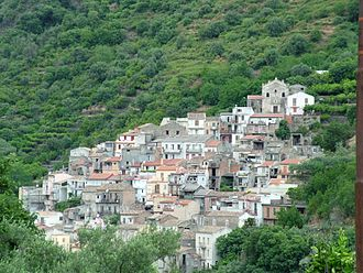 Itala, Sicily - Image: Itala Stadtbild