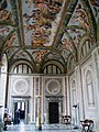 Italie Rome Villa Farnesina Salle Amour Psyché - panoramio.jpg