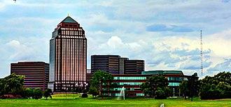 Itasca, Illinois - Image: Itasca, IL, USA panoramio (3)