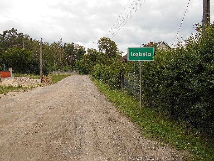 Izabela, Masovian Voivodeship