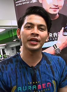 Izzue Islam for MeleTOP Aura White.jpg