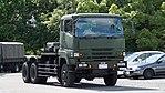 JASDF 7t Tractor(Mitsubishi Fuso Super Great) right front view at Nara Base June 6, 2015 02.jpg