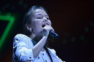 Ukraine in the Junior Eurovision Song Contest - Image: JESC 2013 (Ukraine) Sofia Tarasova at rehearsal 2