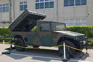 Type 96 Multi-Purpose Missile System - Type 96 Multi-purpose Missile System
