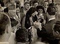 JK, João Goulart na primeira missa de Brasília - BR RJANRIO PH 0 FOT 00749 0109, Acervo do Arquivo Nacional.jpg