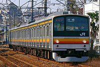JRE-205-0 EMU-NanbuLine.jpg