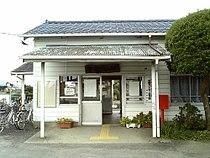 JR Shimosugaya Station 20081019a.jpg